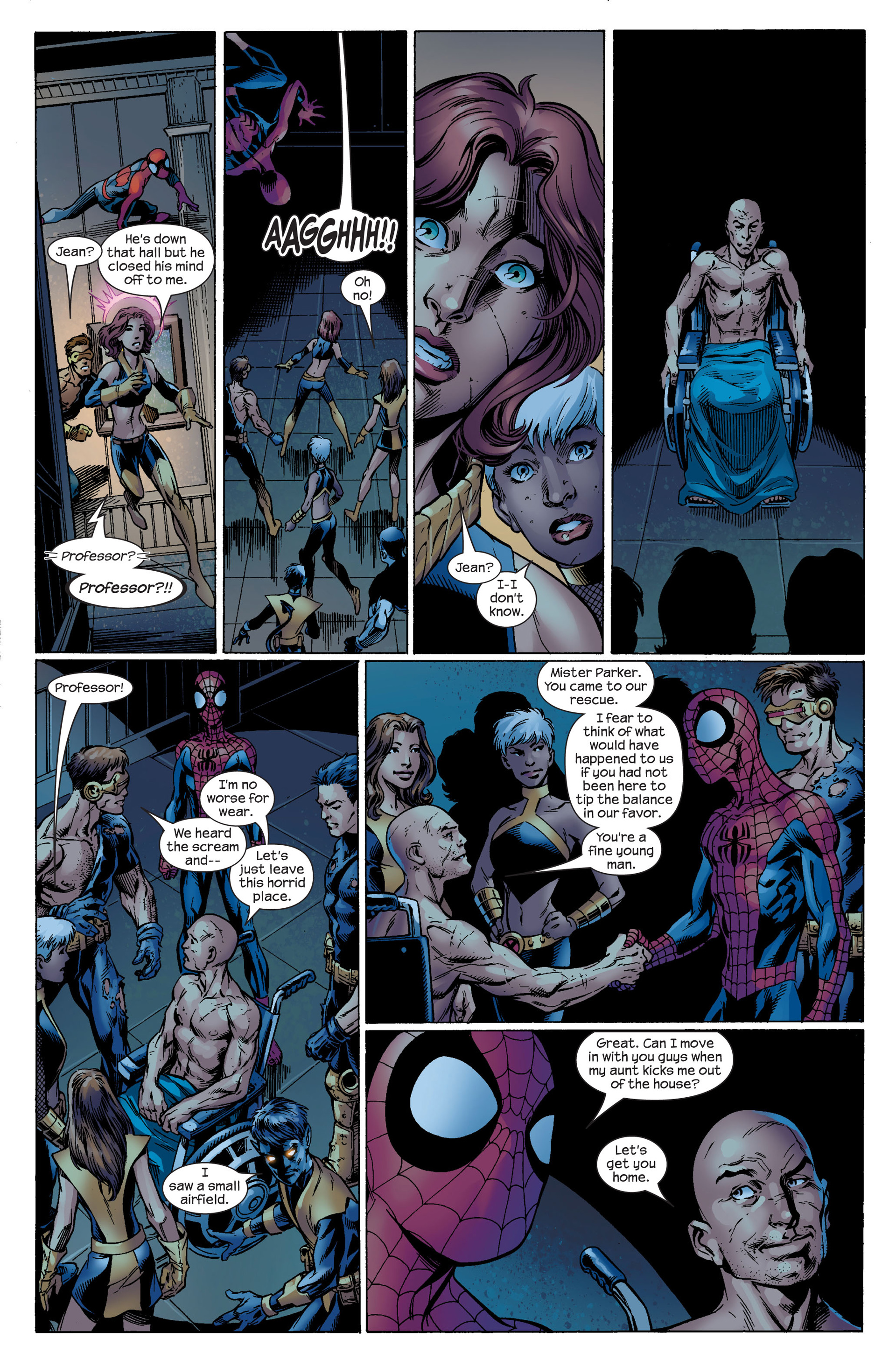Ultimate Spider-Man (2000) Issue #94 #98 - English 19