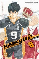 Actu Manga, Critique Manga, Haikyu, Haruichi Furudate, Kaze, Kaze Manga, Manga, Shonen, Shonen Jump,