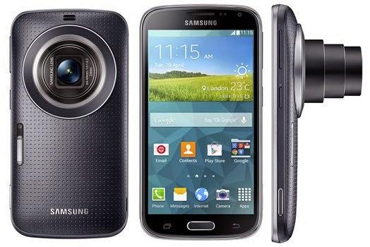 Harga HP Samsung Galaxy K Zoom Terbaru dan Spesifikasi