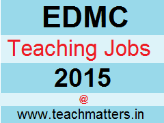 image : EDMC Teaching Jobs 2015 @ TeachMatters