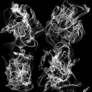Free and High Quality Smoke Brushes Packs