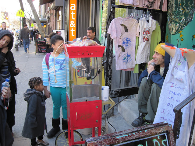 Don't blink or you'll miss the World's Smallest Store that is found in New York City.