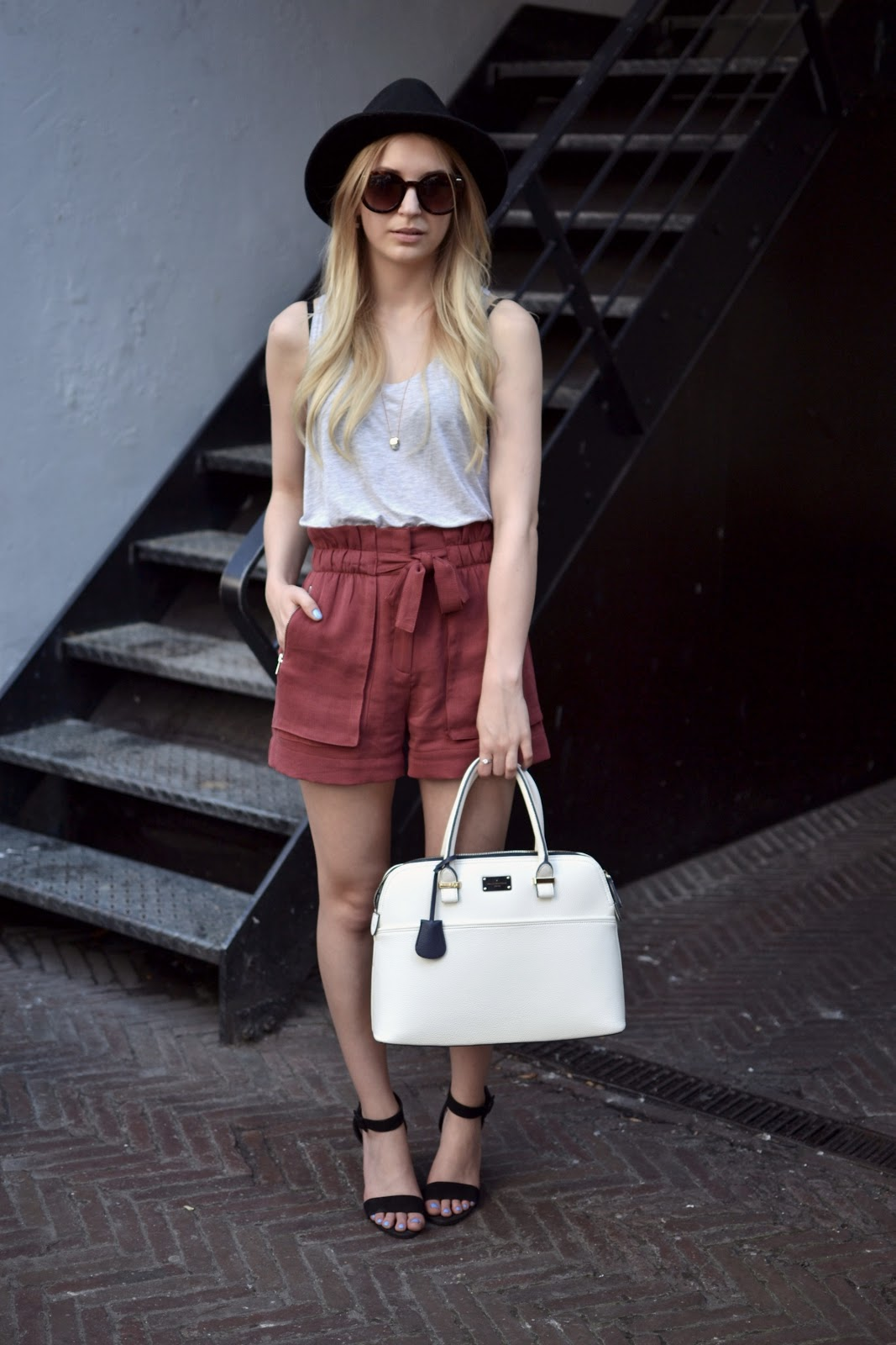 Luxembourg fashion blogger