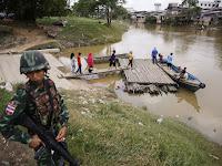 Goresan Pena Azizi saat di Thailand Selatan