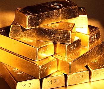 Emas Menuju Penurunan Bulanan Di 2014
