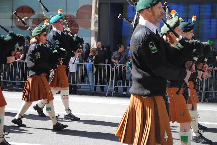 FOTO 2 CECILIA POLIDORI 17 MARZO 2011, SAINT PATRICK'S DAY