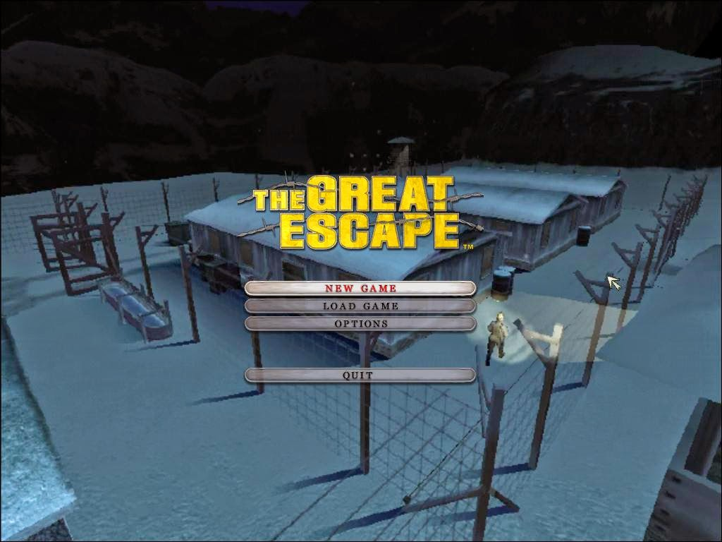 the great escape game torrent