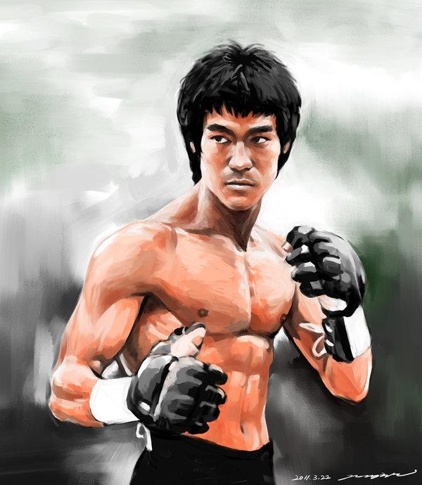 Imagenes de Bruce Lee