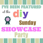 DIY Sunday Showcase Party feature button
