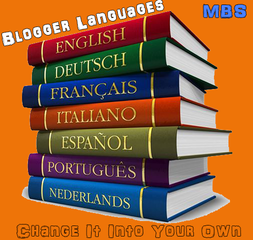 blogger-language