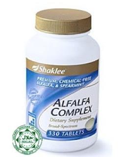 Alfalfa shaklee shaina-shop picture
