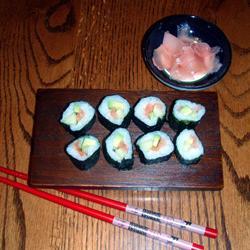 Recette Sushi Saumon