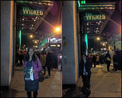 Wicked @ Victoria, London