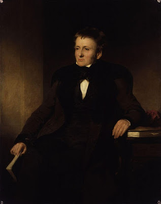 Portrait of Thomas de Quincey, by Sir John Watson-Gordon