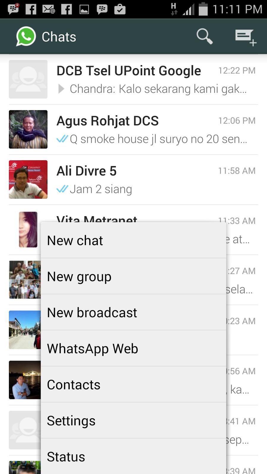 Cara Install dan Menggunakan WhatsApp WA Web melalui ...