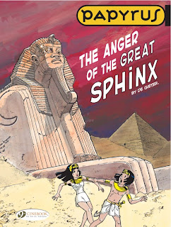 Papyrus - The Anger of the Great Sphinx