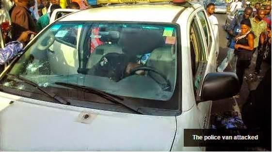 Lekki Armed Robbery Attack