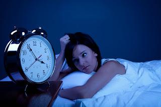 bahaya tidur larut malam