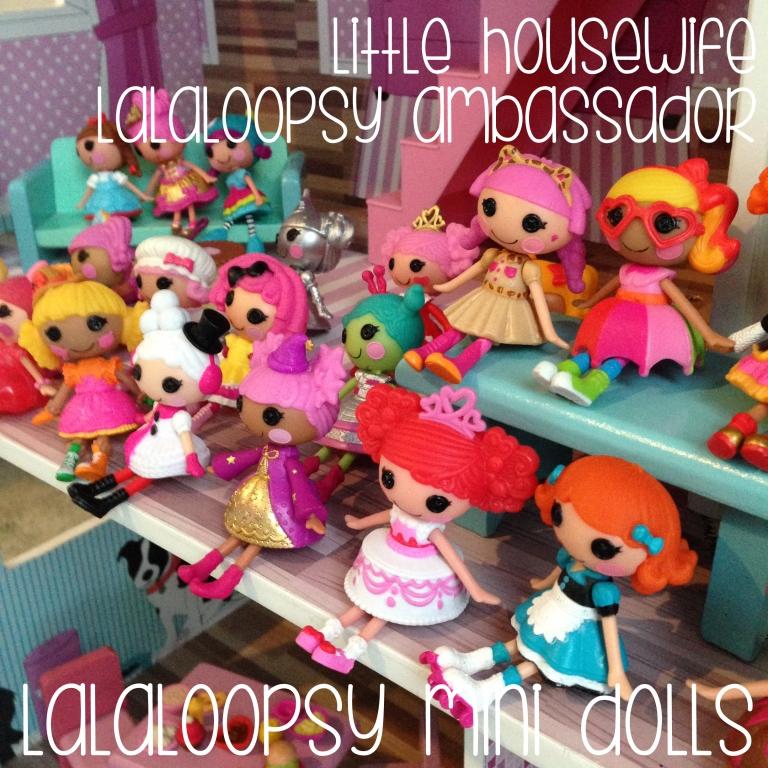 Little Housewife Lalaloopsy Mini Dolls