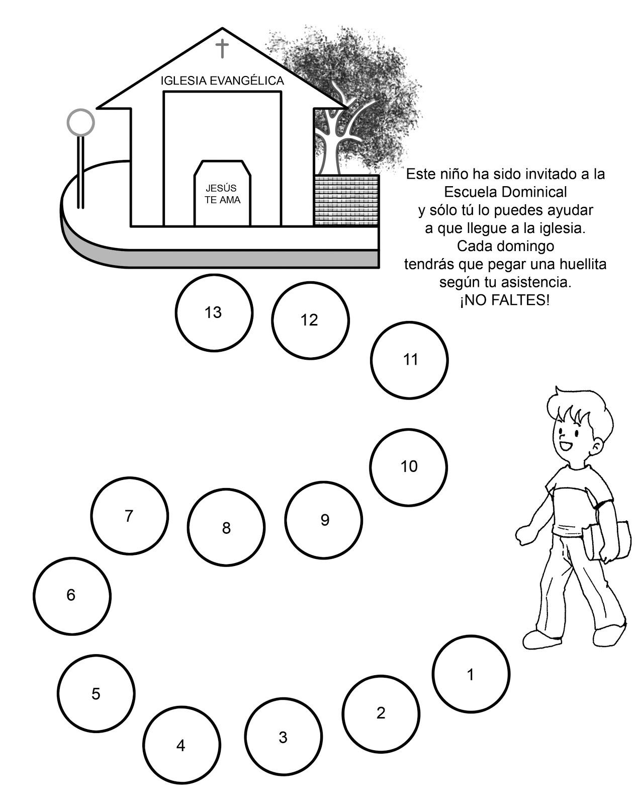 Manualidades para escuela dominical cristiana - Imagui