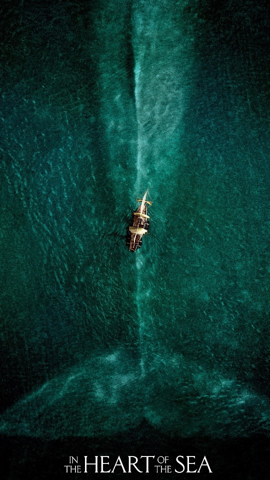 In The Heart of the Sea 2015 Poster Galaxy Note HD Wallpaper