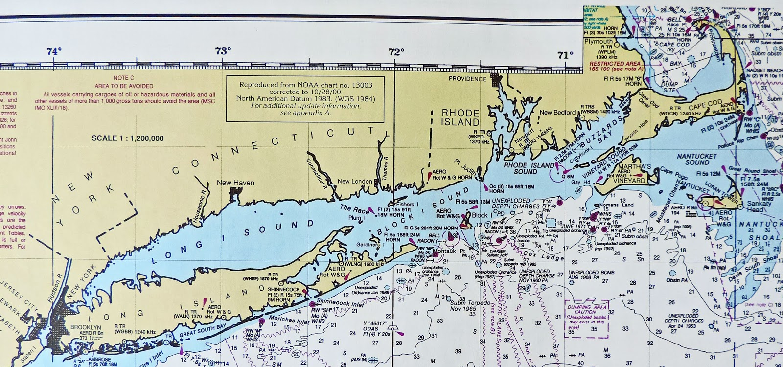 Great Loop Two Last Dance Long Island Sound To Buzzards Bay