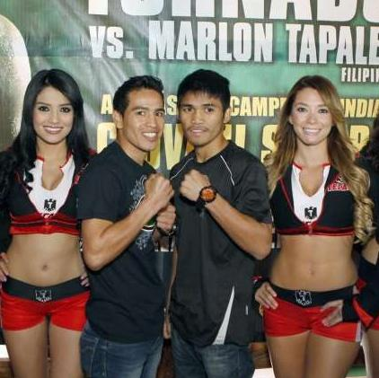 David Sanchez vs Marlon Tapales