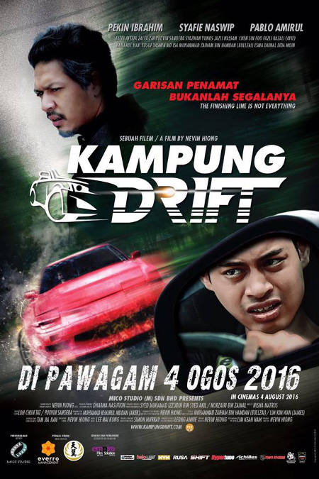 4 OGOS 2016 - KAMPUNG DRIFT (MALAY)