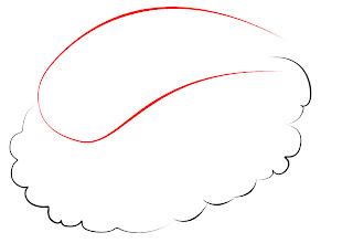 How To Draw Kawaii Sushi Step 7