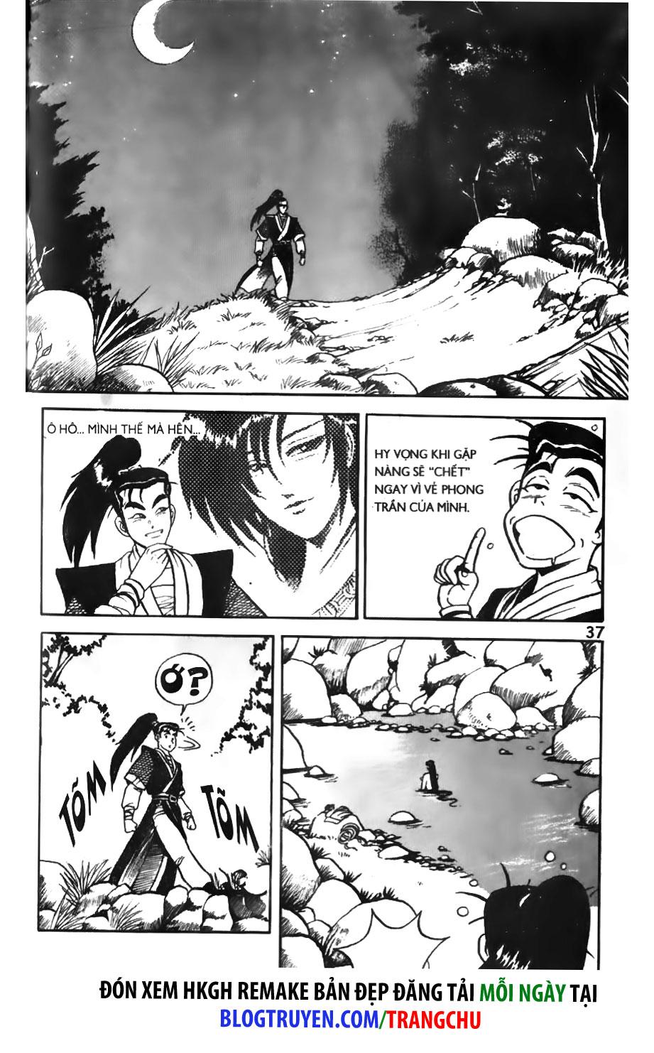 Hiệp Khách Giang Hồ chap 2 page 18 - IZTruyenTranh.com