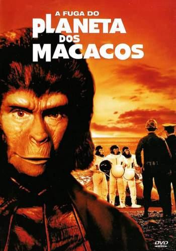 A Fuga do Planeta dos Macacos Torrent - BluRay 1080p Dual Áudio