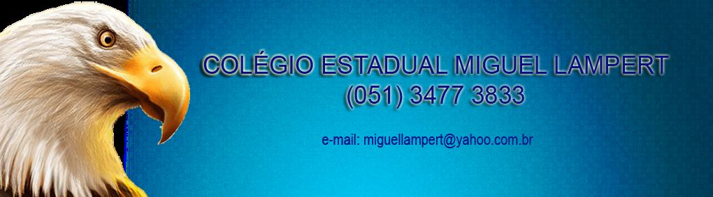 Colégio Estadual Miguel Lampert