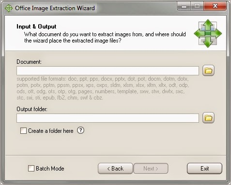 Office Image Extraction Wizard 4.1