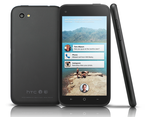 HTC First Facebook Home Phone