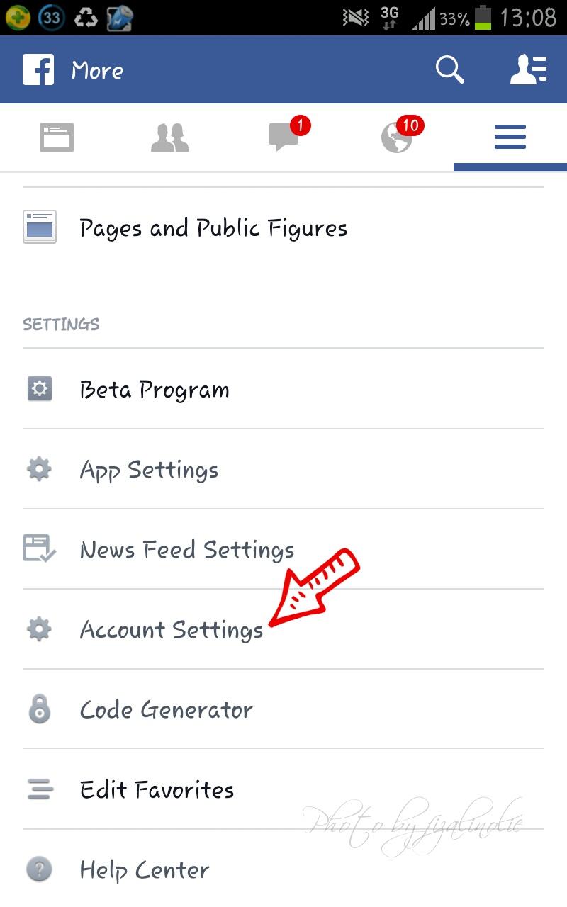 Cara Menyekat 'Invite Game' Di Facebook Dengan mudah