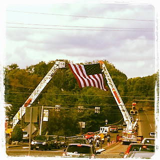 Antonella's American Flag Veteran's Day photo