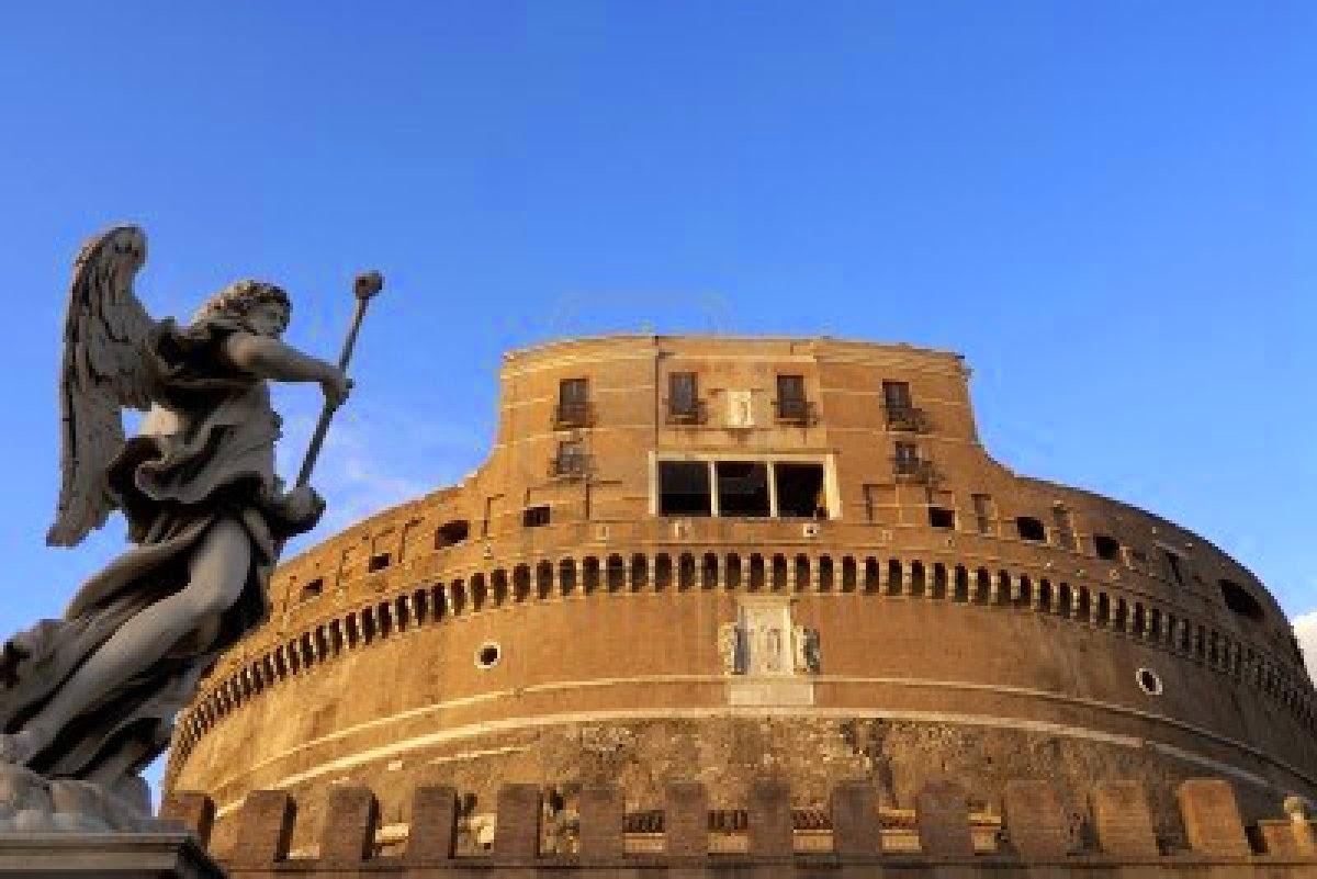 Domenica 22 giugno, h 17.30 Roma al tramonto con i vostri Bambini: Gli angeli di Castel Sant'Angelo, visita guidata x bambini
