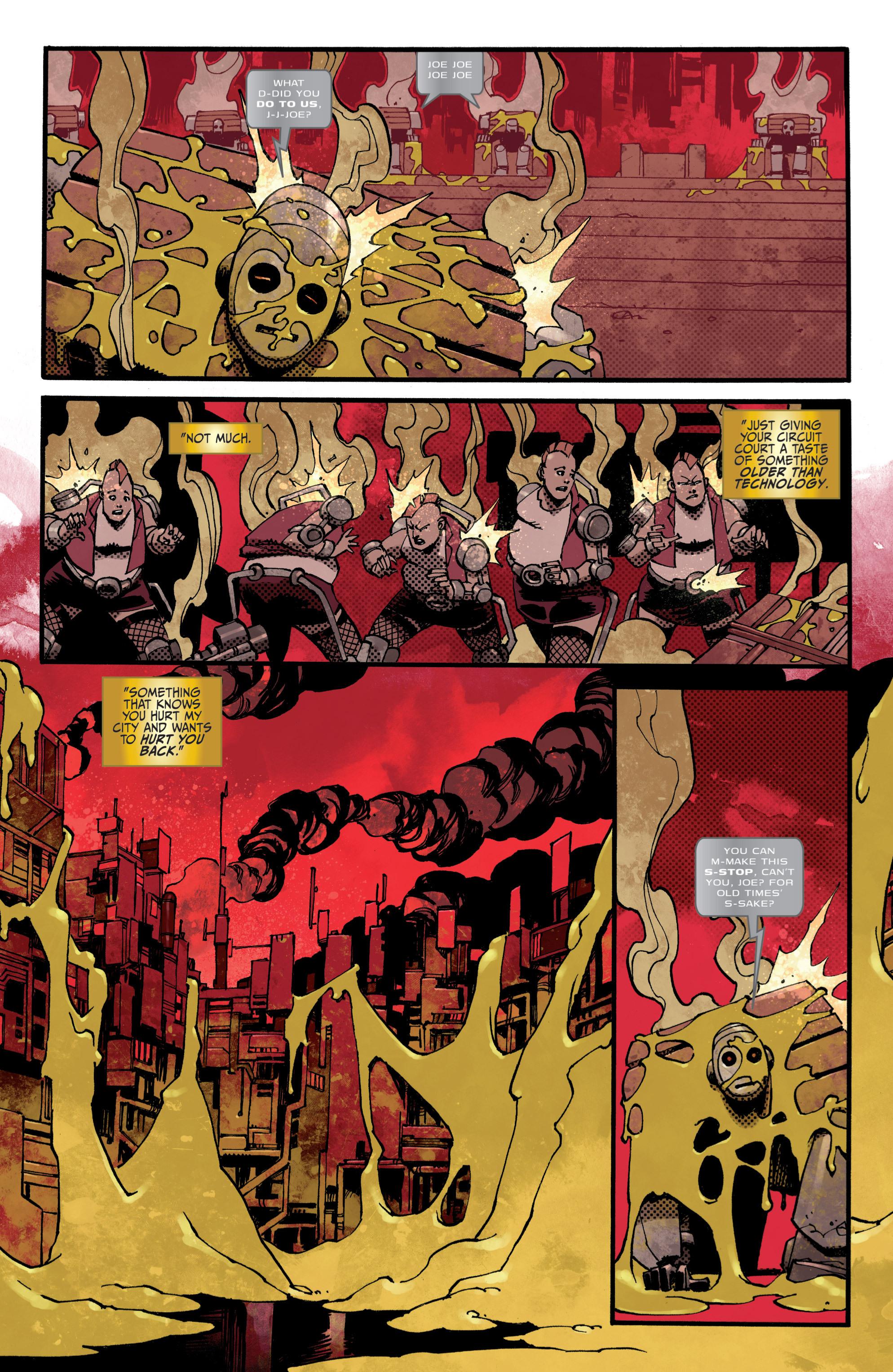 Read online Judge Dredd (2012) comic -  Issue # _TPB 3 - 90