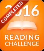 ♥ 2016 Reading Challenge