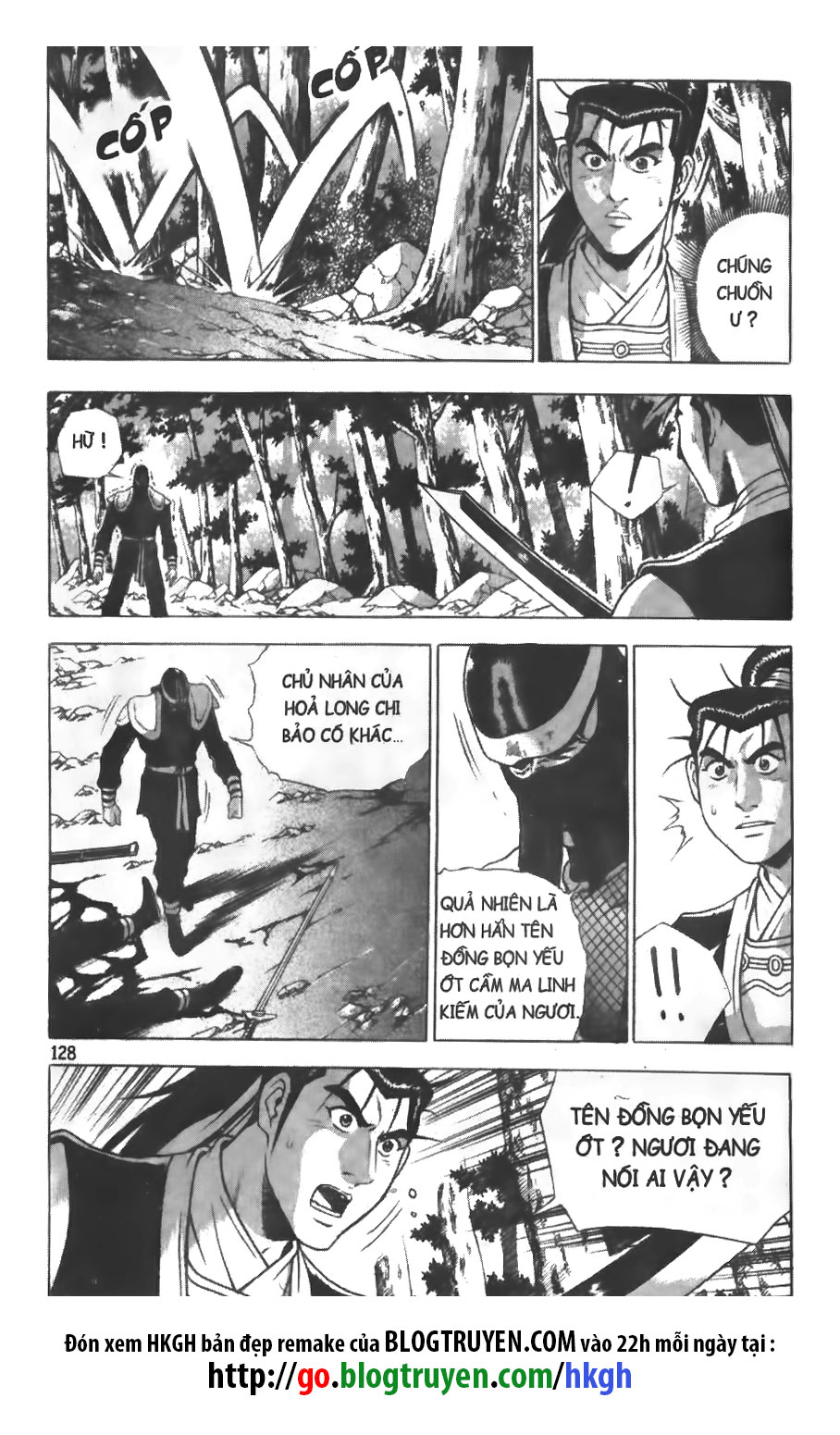 Hiệp Khách Giang Hồ - Hiệp Khách Giang Hồ Chap 241 - Pic 2