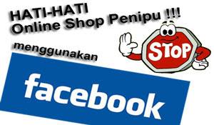 Fake Online Shop