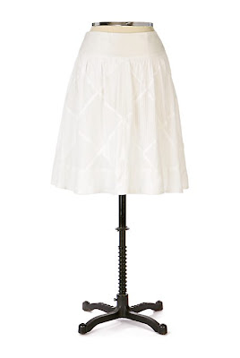 Anthropologie Daylily Skirt
