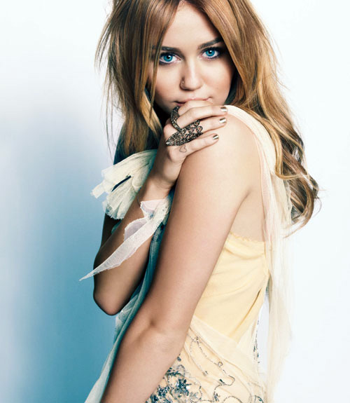 miley cyrus hottest