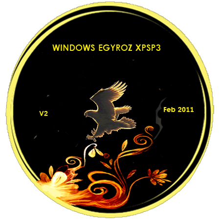 Windows EGYROZ XP SP3 V2 2011