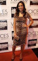 Honoree Rosario Dawson attends the Brotherhood Sister Sol Voices 7 Annual Benefit at Espace on May 5, 2011 in New York City