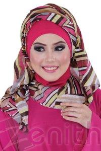Zenitha Jilbab 05 - Fanta (Toko Jilbab dan Busana Muslimah Terbaru)