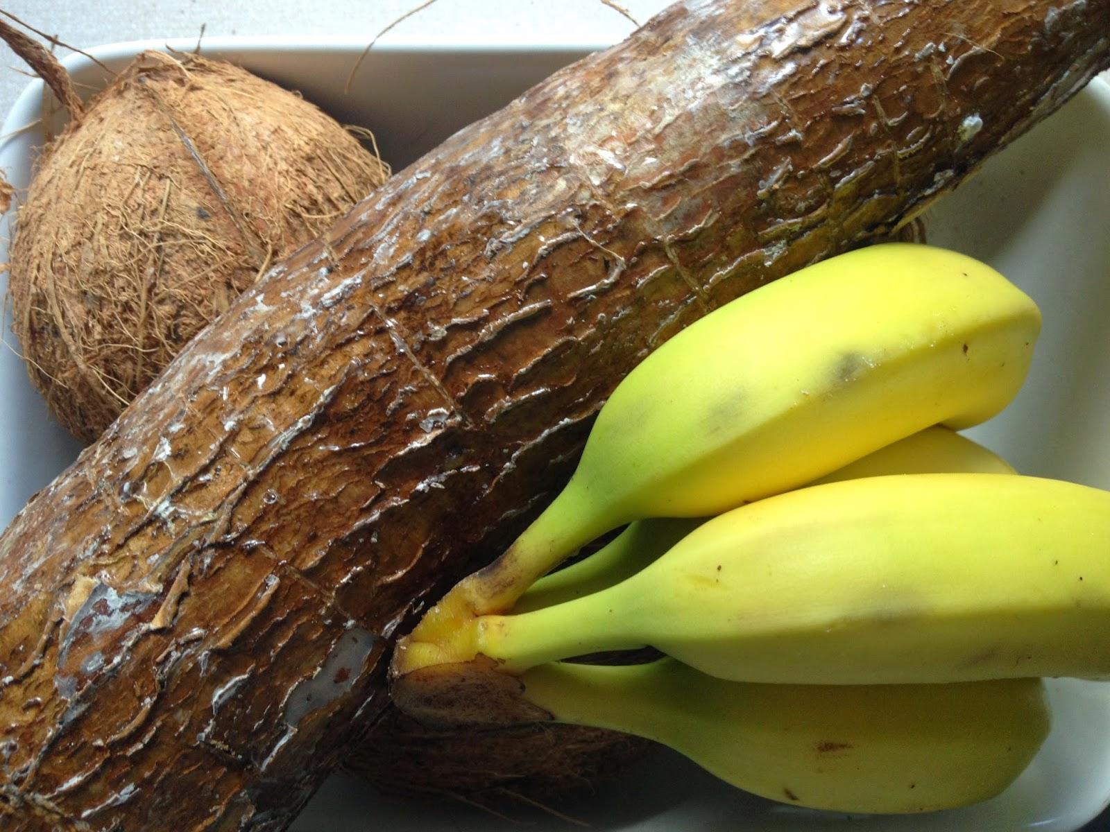 Empanadas de yuca y coco rellenas de queso brie jam n - Como cocinar yuca ...