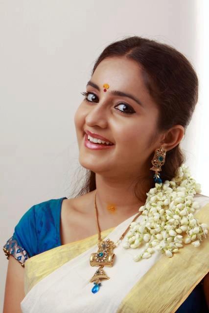 Bhama Cute Saree
