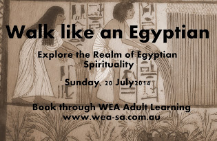Walk like an Egyptian (20 July 2014)