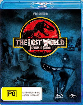 The Lost World Jurassic Park 1997 Dual Audio BRRip 480p 200mb HEVC x265